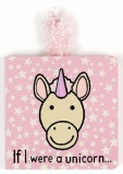 Jellycat If I Were a Unicorn (Board Book)